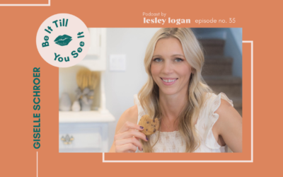 Ep 35: Fueling Your Body for Optimal Potential (ft. Giselle Schroer)