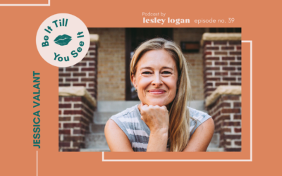 Ep 39: It's OK to Leave Things Unfinished (ft. Jessica Valant)